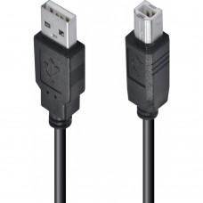 Cabo USB para Impressora A/B 1.8M