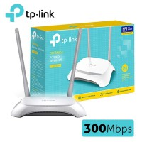 Roteador Wireless 300mbps Tp-link Tl-wr 849n 02 Antenas