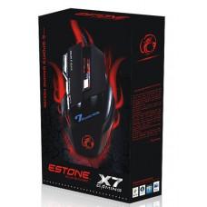 MOUSE GAMER COM FIO X7